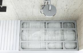 Com instal lar suport per plats de dutxa fiora silex sense for Plats de dutxa