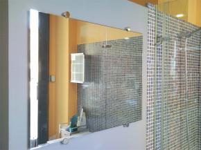Promoci n espejo de ba o con 50 descuento mitra for Azulejos y saneamientos mg