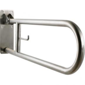 Simex serie acero barra abatible accesorio para for Barra abatible minusvalidos