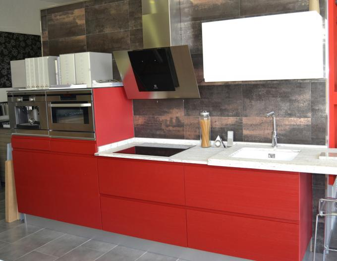 Berloni natura oferta muebles de cocina de exposicion - Muebles en el vendrell ...