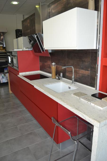 Berloni natura oferta muebles de cocina de exposicion for Oferta muebles cocina