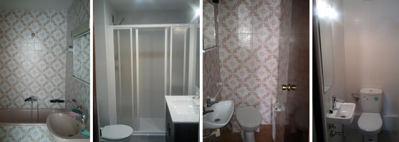 Reforma piso de alquiler mitra llartarragona reformas integrales del hogar cocina y ba os - Pisos alquiler montblanc ...